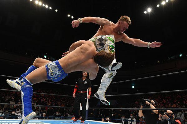 Ospray vs Ibushi