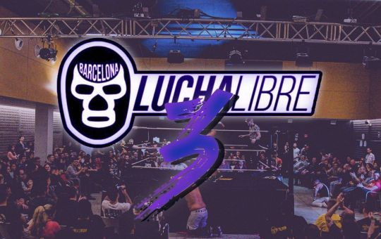 Lucha Libre Barcelona 3