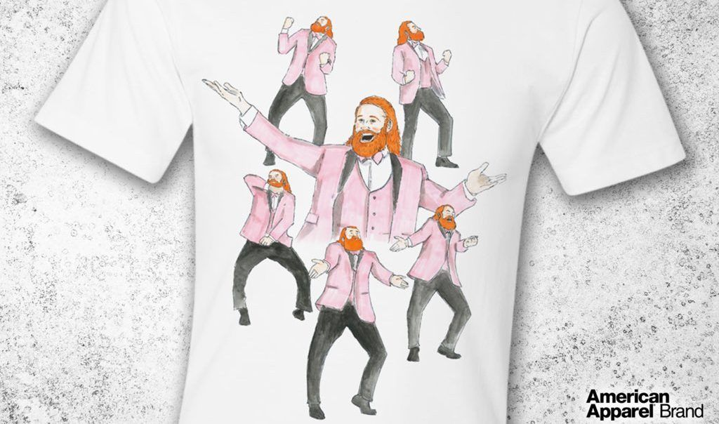 camiseta sami zayn