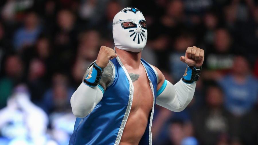 Sin Cara en WWE