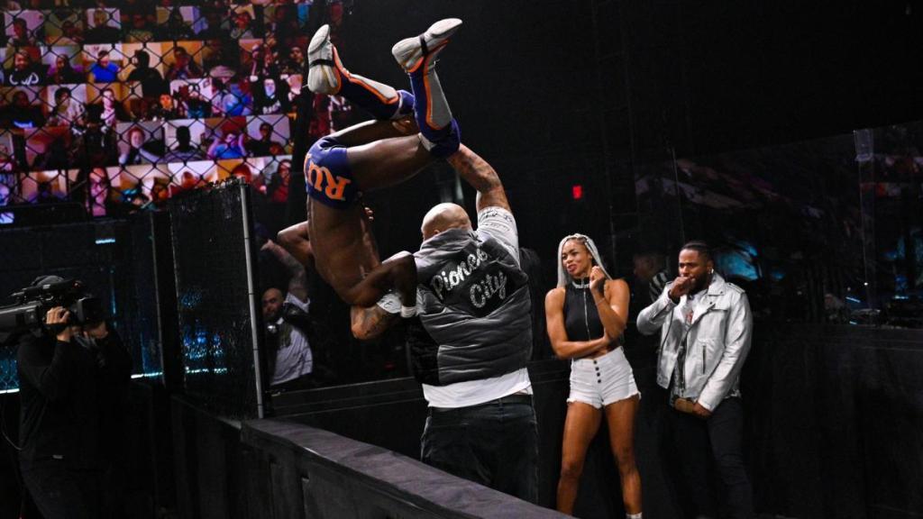 Francis en WWE