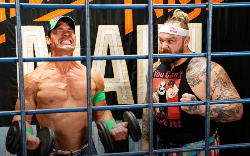 John Cena vs Bray Wyatt