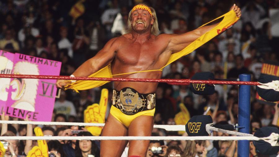 Hogan como campeón