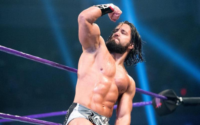 Tony Nese en WWE