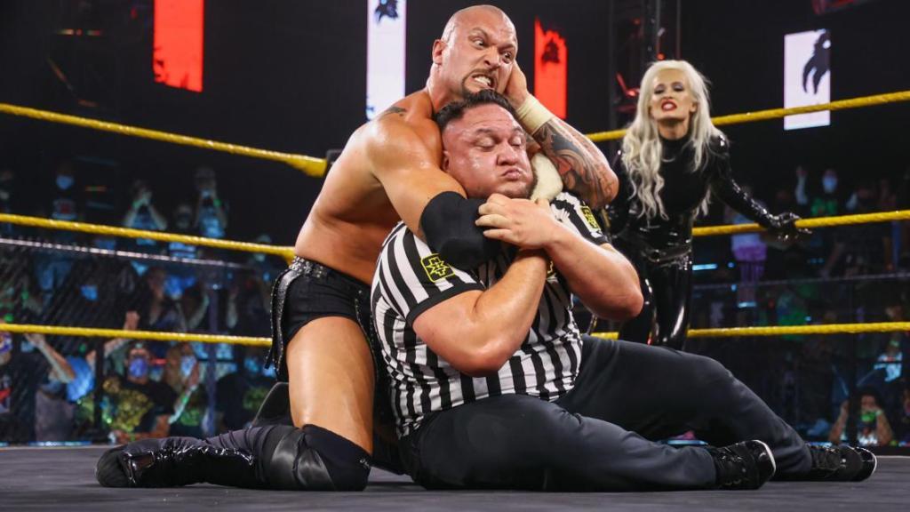 Kross ataca a Joe