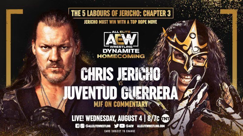 Jericho vs Juventud