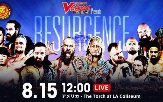 NJPW Resurgence