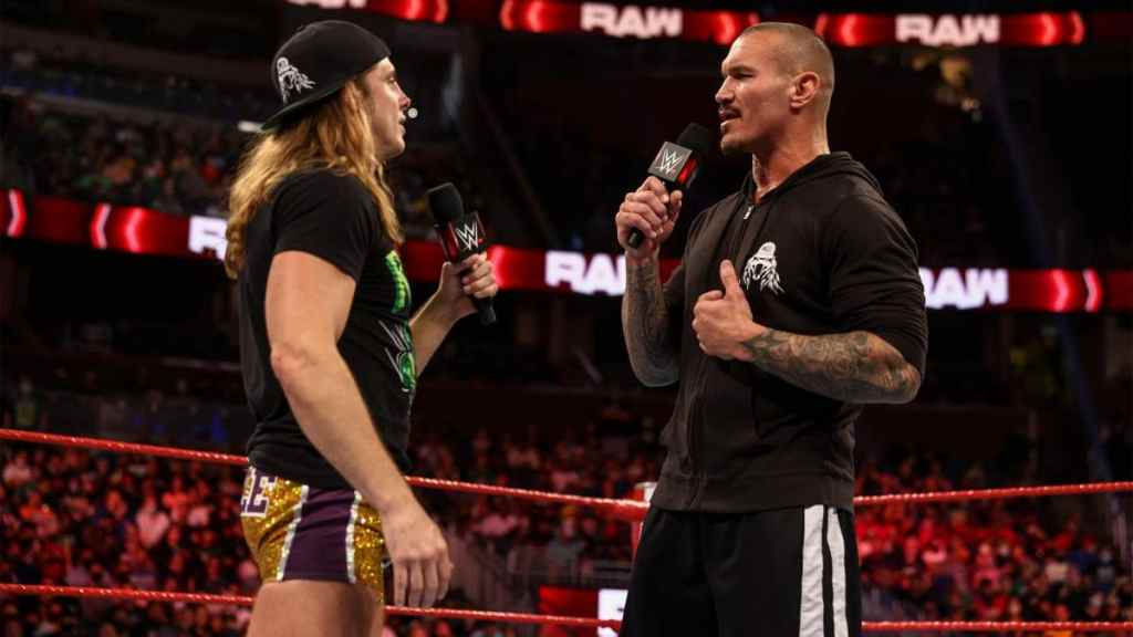 Randy Orton y Riddle