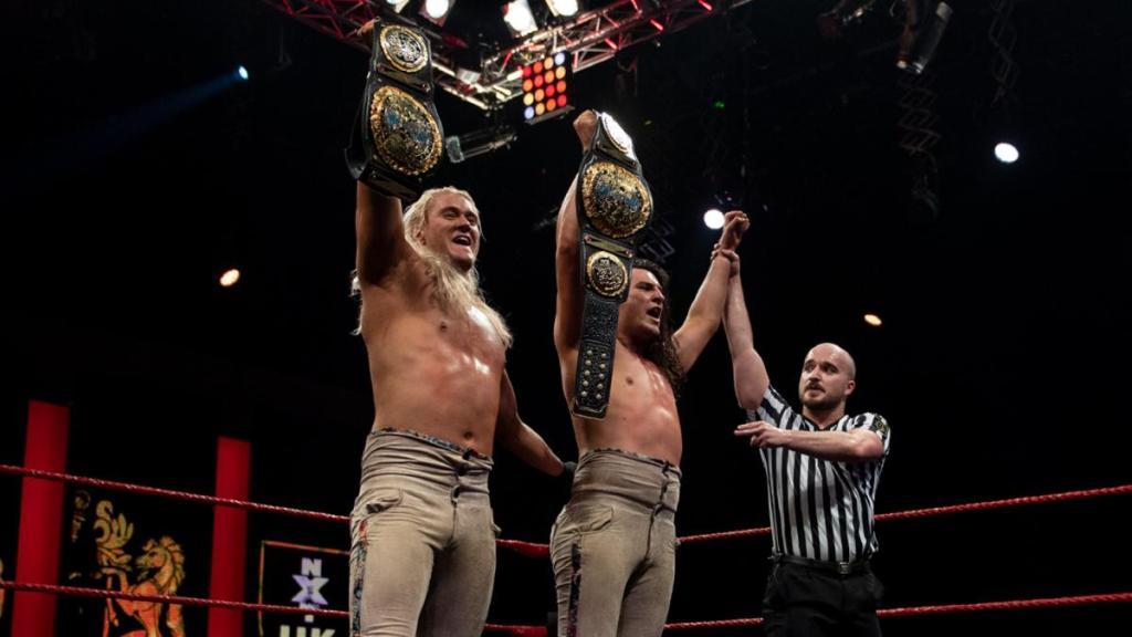Pretty Deadly en NXT UK
