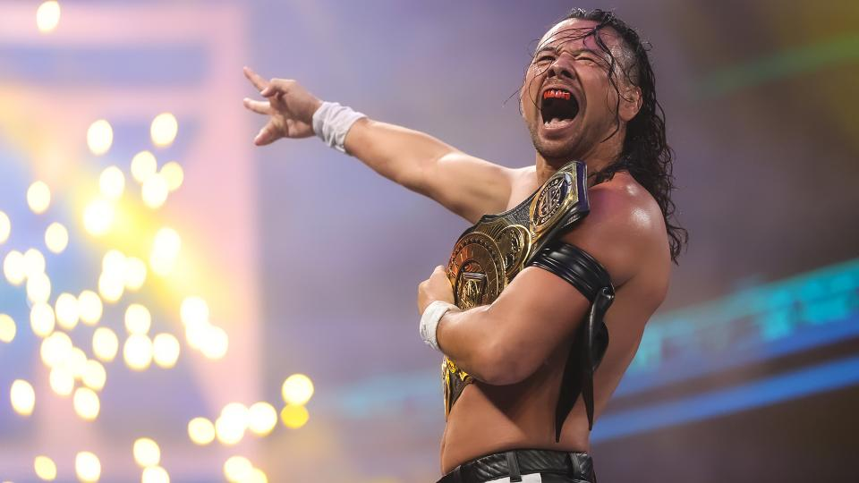 Nakamura campeón intercontinental