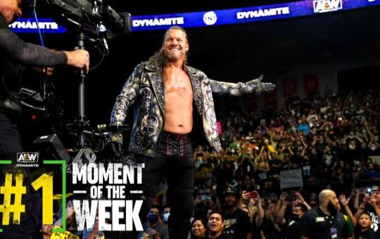 Jericho en AEW