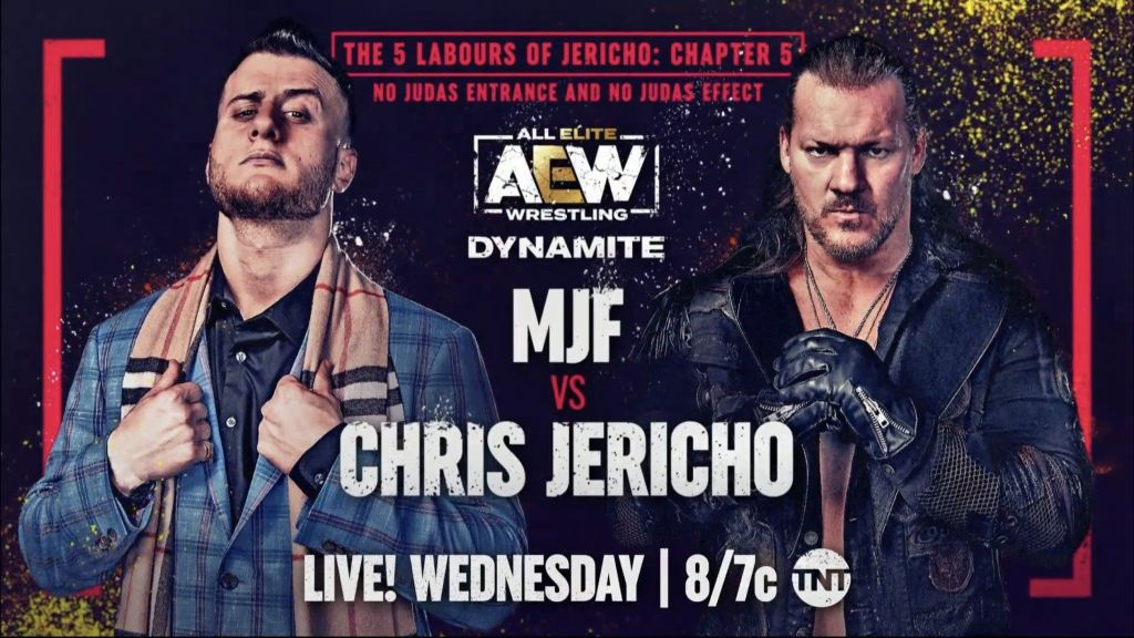 MJF vs Jericho 5