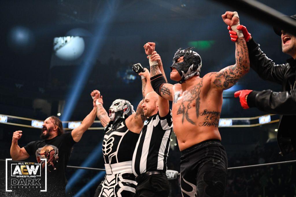 Lucha Bros AEW Dark