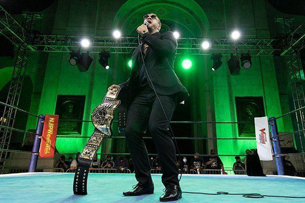 Ospreay en NJPW