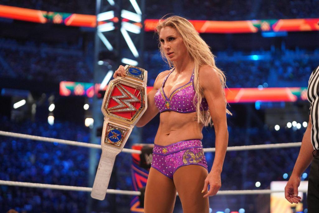 Charlotte en SummerSlam