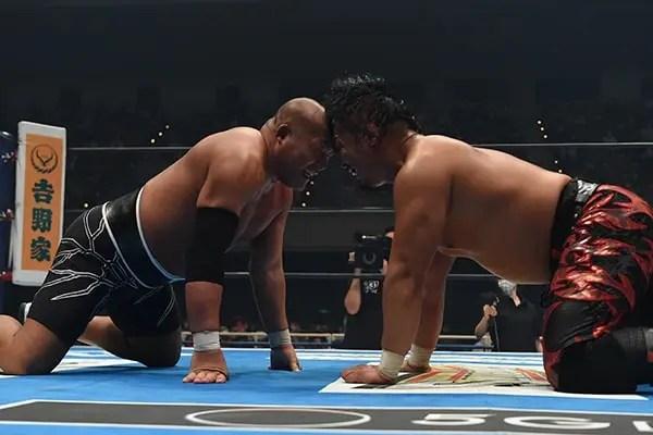 Shingo Takagi vs Tomohiro Ishii