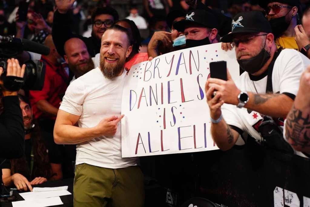 Bryan Danielson en AEW