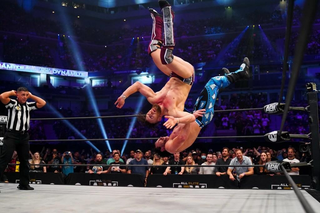 Omega vs Bryan