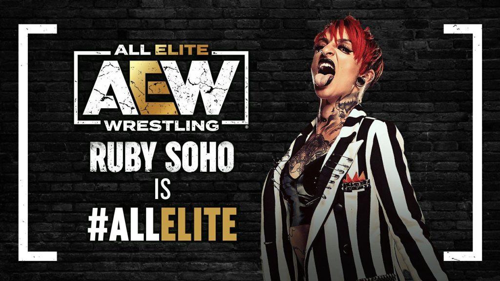 Ruby Soho AEW
