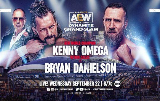Omega vs Danielson