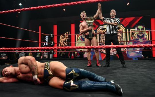 Resultados NXT UK: 14 de octubre