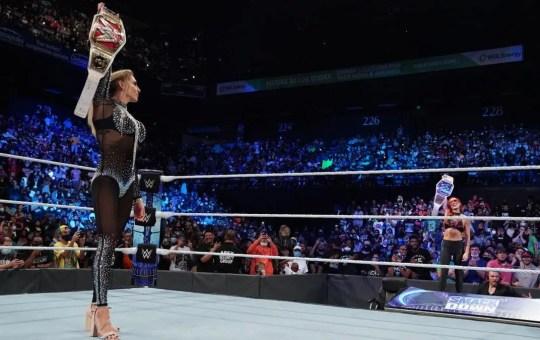 Charlotte en SmackDown