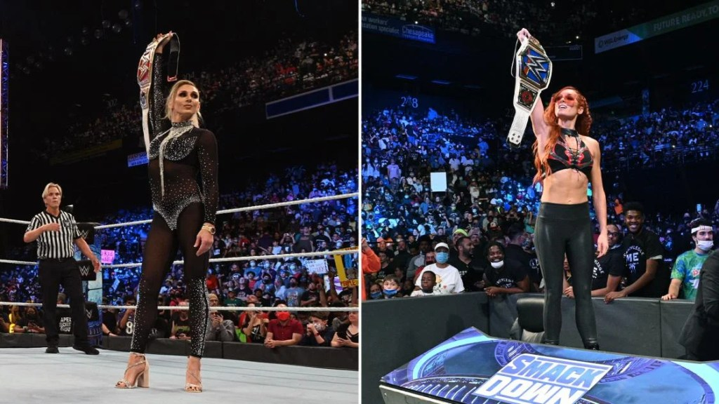 Charlotte y Becky