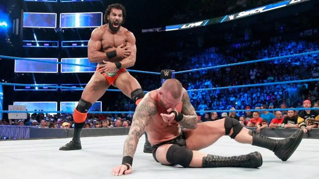 Jinder Mahal vs Orton