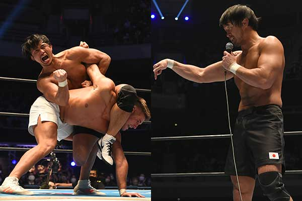Katsuyori Shibata regresa a NJPW