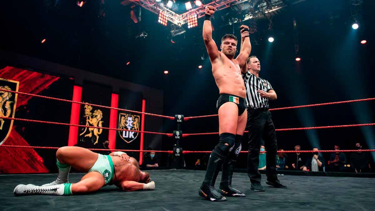 Resultados NXT UK 21 de octubre