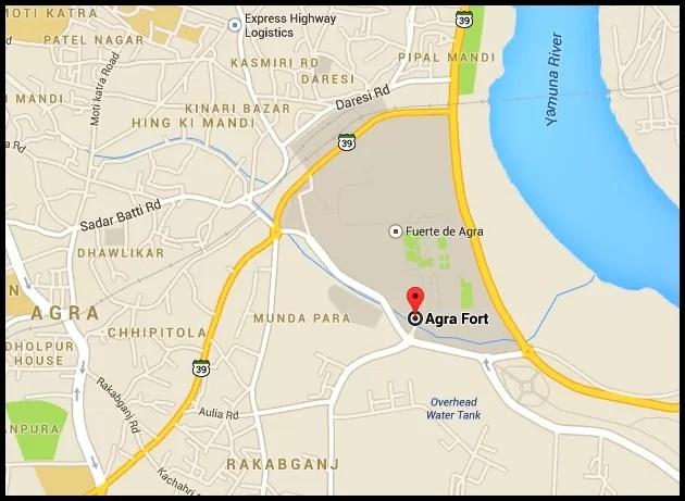 Mapa Fuerte Rojo de Agra.jpg