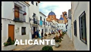 Alicante videos