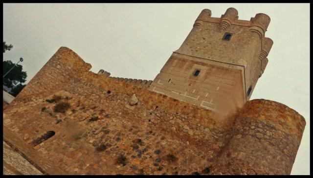 Castillo de Villena - Comunidad de valencia - España