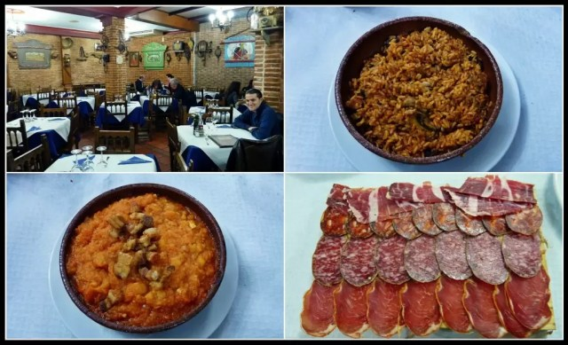 Gastronomía salamanca