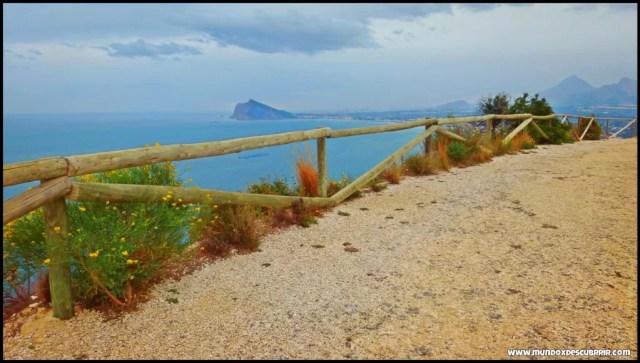 Morro del Toix Alicante Provincia