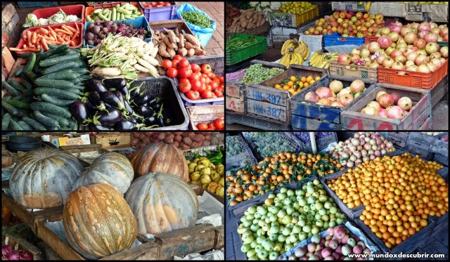 Collage mercado