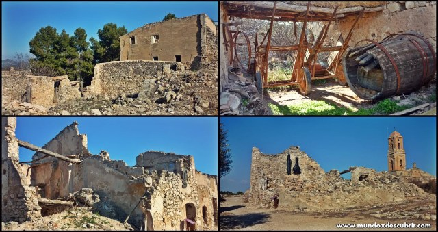 Collage corbera d'ebre