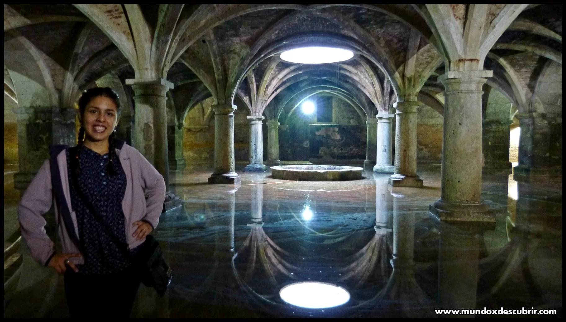 El jadida la desconocida fortaleza portuguesa for Lo espejo 0847 la cisterna