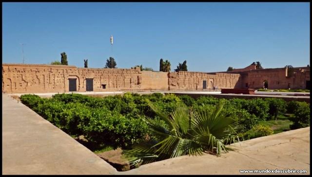 Palacio El Badi Marrakech - Marruecos