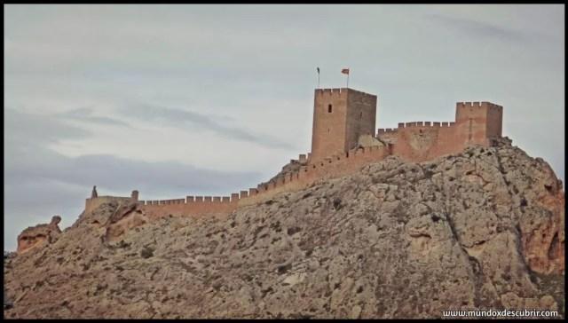 Castillo de Sax - Comunidad de Valencia - España