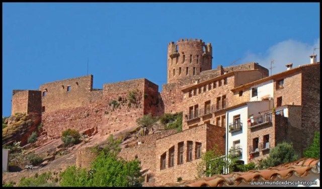 Castillo de Vilafamés - Comunidad de valencia - España