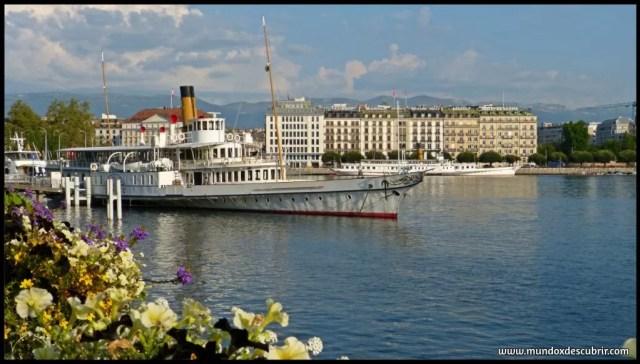 15 lugares imprescindibles para visitar en Ginebra
