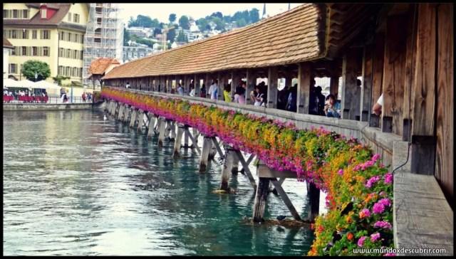 lugares Imprescindibles para ver en Lucerna