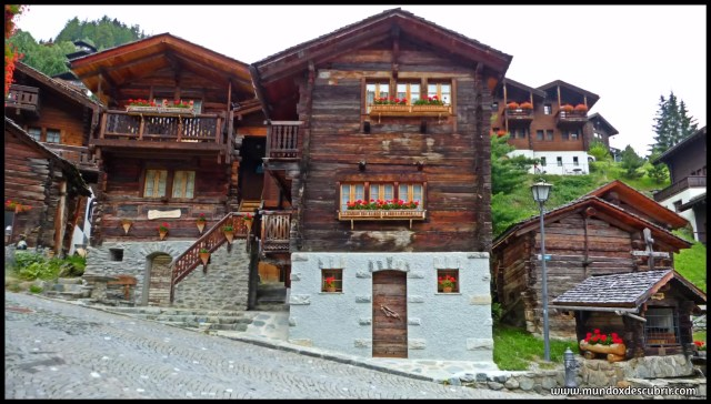 Los Pueblos Alpinos más bonitos de Suiza