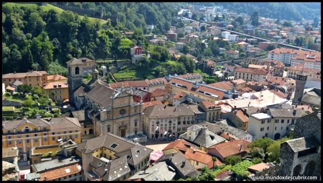 Que hacer en Bellinzona