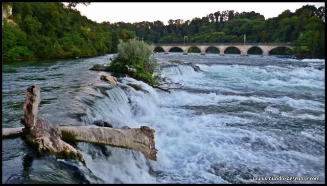 Las Cataratas del Rin - Suiza
