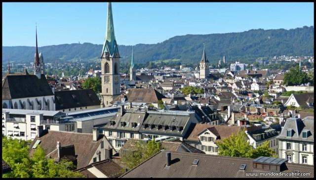 Que hacer en Zurich
