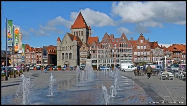 Qué ver Tournai