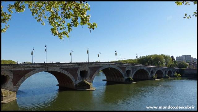 Pont neuf toulouse