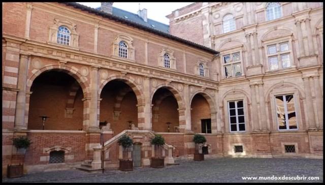 Edificio ladrillo rojo Toulouse